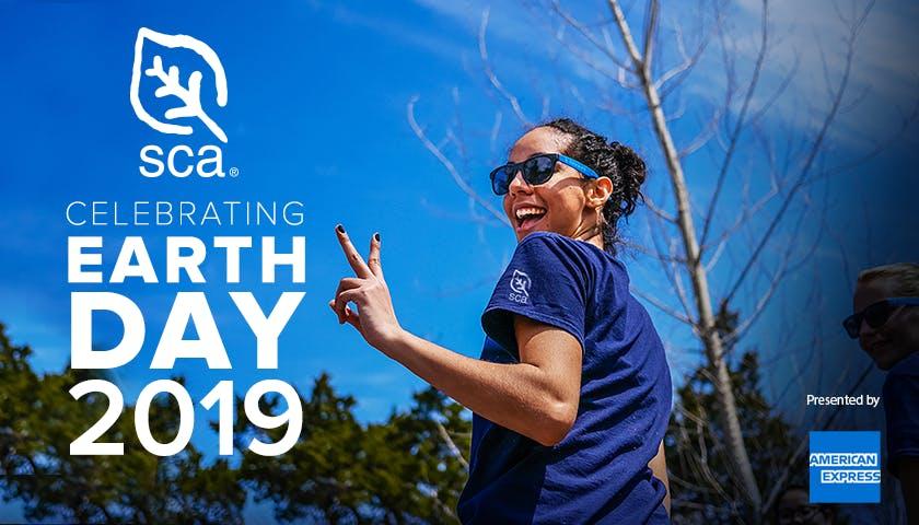 Phoenix, AZ: SCA Earth Day at Papago Park