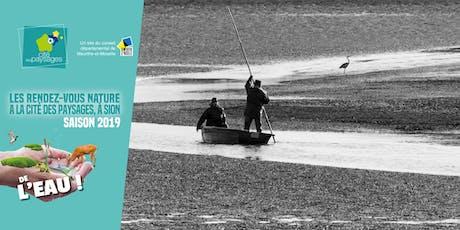 Conférence: Les étangs, une nature riche des hommes. billets