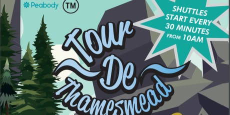 Tour De Thamesmead tickets