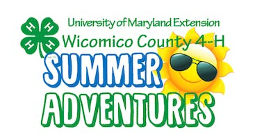 4-H Summer Adventures 2019 - Day Adventures for Youth Ages 8-13