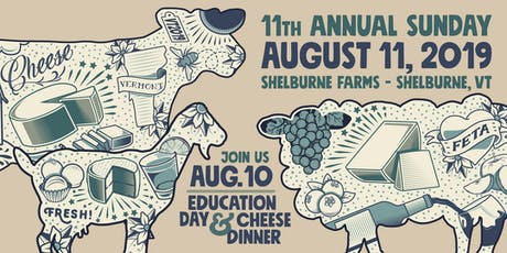 11th ANNUAL VERMONT CHEESEMAKERS FESTIVAL tickets