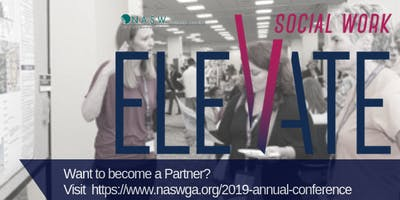 NASWGA Annual State Conference Partnership Tickets