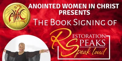Restoration Speaks From Tragedy to Triumph Book Signing