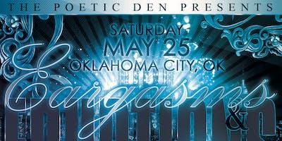 Poetry Tour (Oklahoma City, OK) 'Eargasms & Eruptions'