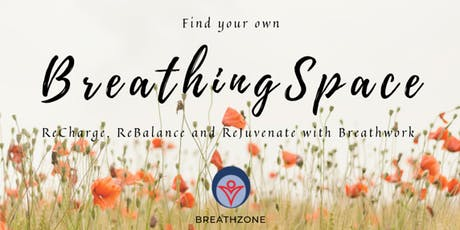 Conscious Breathing Workshop tickets