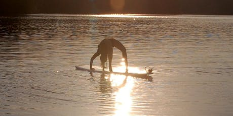 Friday Evening SUP Yoga on Cheddar Reservoir tickets