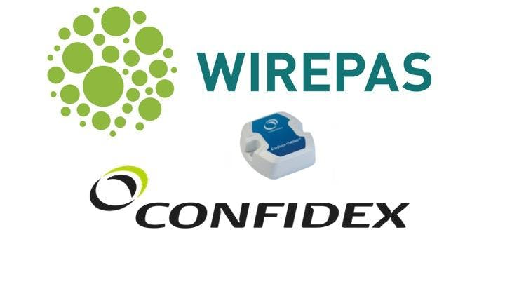 Confidex- Wirepas Mesh Beacon Workshop