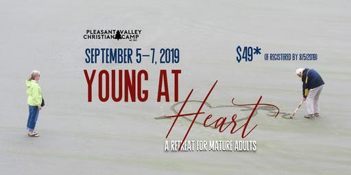 Young at Heart Retreat 2019