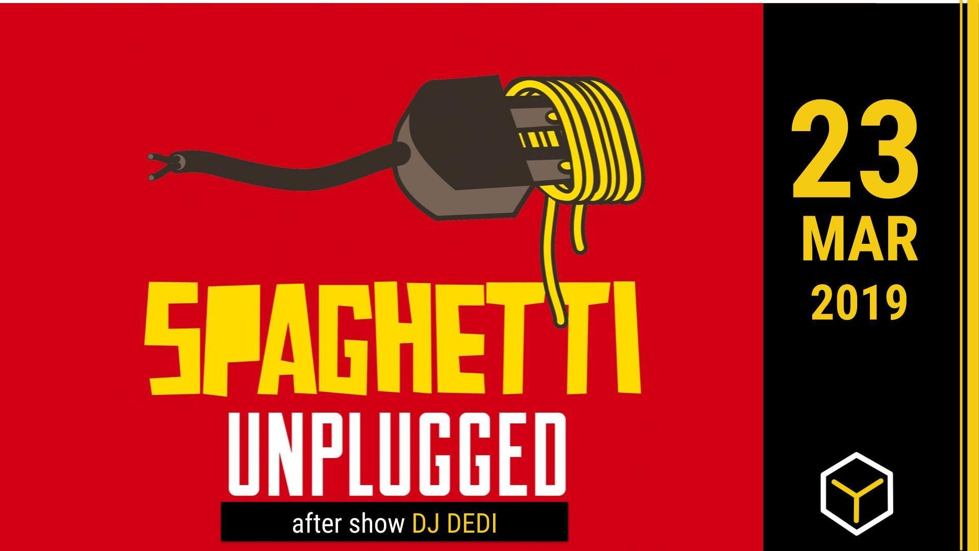 Spaghetti Unplugged - The Yellow Bar