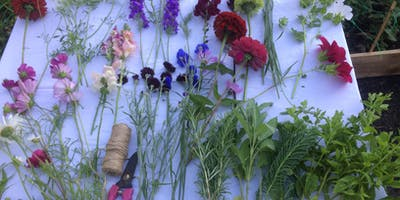 Design your own wedding flowers Workshop.