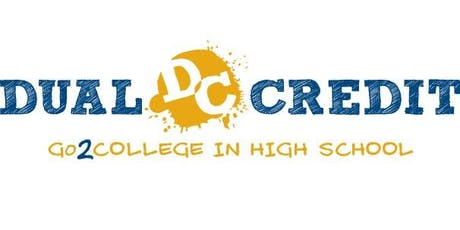 Dual Credit Orientation 2019-2020 tickets