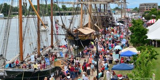 Tall Ship Celebration: Bay City 2019