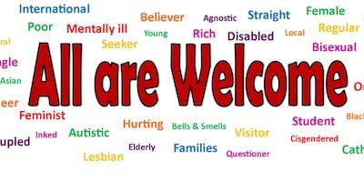 Inclusive Sunday Service (Church)