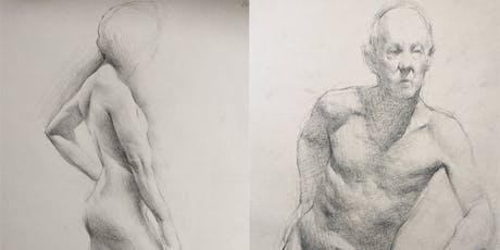 Master Class Workshop: CLASSICAL DRAWING BOOT CAMP with Rick Lacey tickets