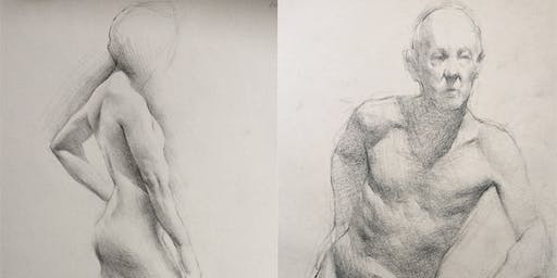 Master Class Workshop: CLASSICAL DRAWING BOOT CAMP with Rick Lacey