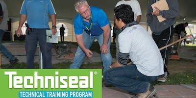 Techniseal Technical Training  - ENGLISH CLASS