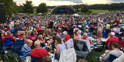 **SOLD OUT** 2019 Indianapolis Symphony on the Prairie Outing