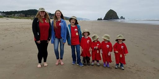 Sea Squirt Day Camp (3-5years)