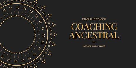 Coaching personnalisé : Mentoring Ancestral billets