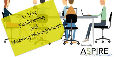 1 Day Facilitating and Meeting Management