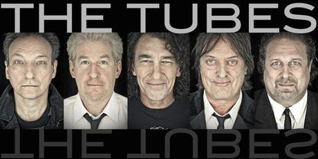 The Tubes featuring Fee Waybill tickets