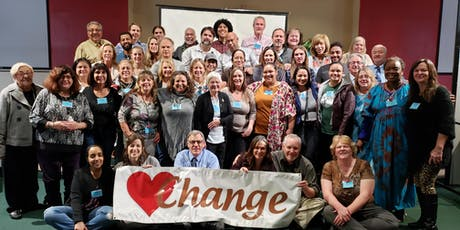 HeartChange Workshop (HCW) Sacramento, CA Nov. 7-10, 2019 tickets