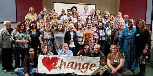 HeartChange Workshop (HCW) Sacramento, CA Nov. 7-10, 2019
