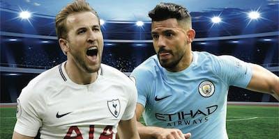 Manchester City v Tottenham Hotspur Tickets - UCL Quarter Finals