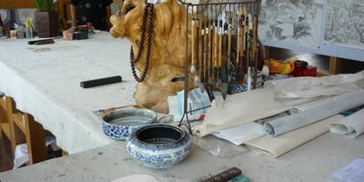 The Cotton Factory – An Introduction to Chinese Brush Painting
