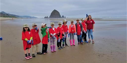 Sea Star Day Camp (ages 6-8)