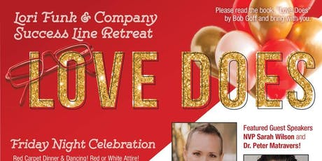 Love Does: Lori Funk @ CO Nation Successline Retreat 2019 tickets