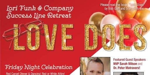 Love Does: Lori Funk @ CO Nation Successline Retreat 2019