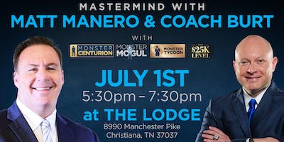 Monster Mogul, Tycoon, & 25K Mastermind with Matt Manero