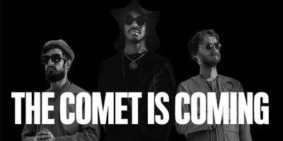 The Comet Is Coming @ Lodge Room Highland Park
