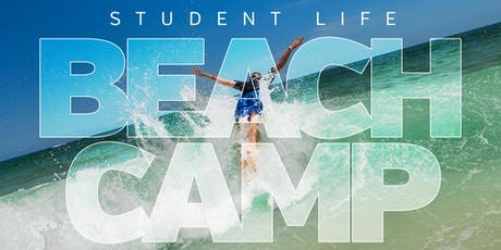 Grace Point Students - Student Beach Camp 2019 tickets