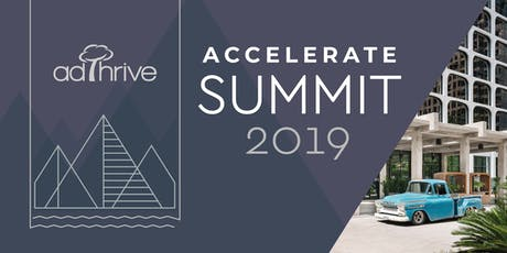 AdThrive Accelerate Summit 2019 tickets