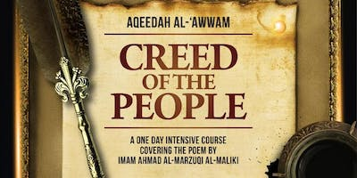 Creed of the People - Aqeedah al-Awwam