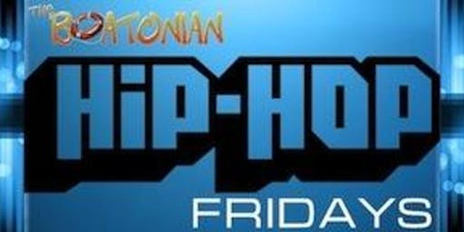 The Boatonian - Hip Hop Fridays