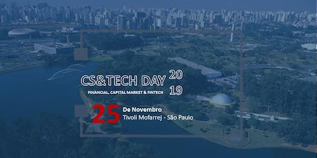 CS & Tech Day: Financial, Capital Market & Fintech ingressos