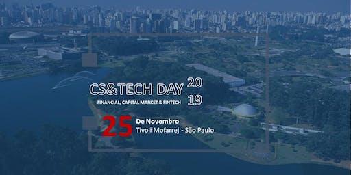CS & Tech Day: Financial, Capital Market & Fintech