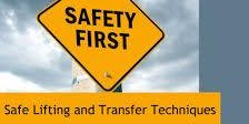 CEU - Safe Transfers/ Taking care of your back (PM Session)