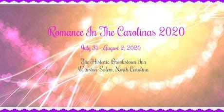 Romance In The Carolinas tickets
