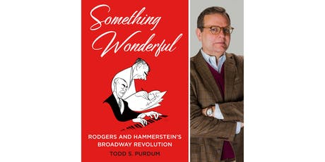 Something Wonderful: Rodgers and Hammerstein's Broadway Revolution tickets
