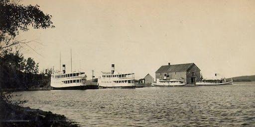 Talk: Sunken Steamboats of Moosehead Lake