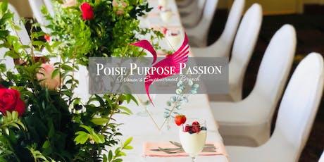 Poise Purpose Passion - We Ignite tickets