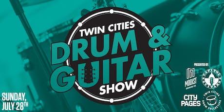 Twin Cities Drum & Guitar Show tickets