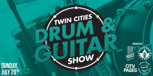 Twin Cities Drum & Guitar Show