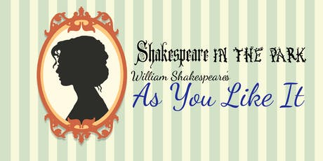 As You Like It - Shakespeare in the Park tickets