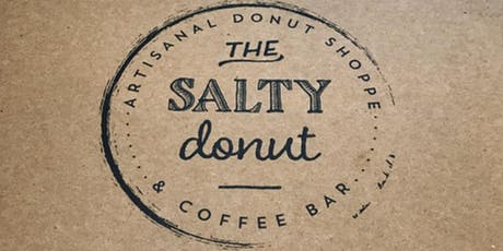 The Salty Donut Wine Pairing tickets
