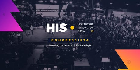 Congressista | HIS19 ingressos